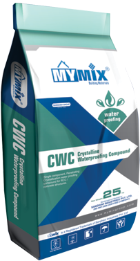 Cementatious Crystaline Waterproofing Compound